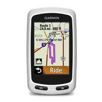 Garmin Edge Touring (Weiß)
