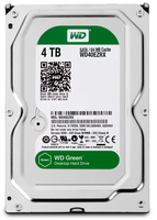 Western Digital Green 4TB (Schwarz)