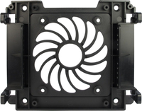 Inter-Tech 88885214 Montage-Kit (Schwarz)