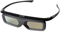 Sharp AN-3DG40 stereoscopische 3D-brille/Fernglas (Schwarz)