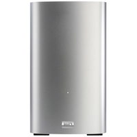 Western Digital My Book Thunderbolt Duo 8TB (Schwarz, Silber)