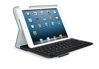 Logitech Ultrathin Keyboard Folio f/ iPad mini (Schwarz)