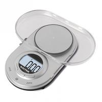 Salter 1260 SVDR Küchen-/Diätwaagen (Silber)