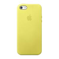 Apple MF043ZM/A Handy-Schutzhülle (Gelb)
