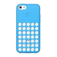 Apple MF035ZM/A Handy-Schutzhülle (Blau)