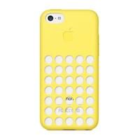Apple MF038ZM/A Handy-Schutzhülle (Gelb)
