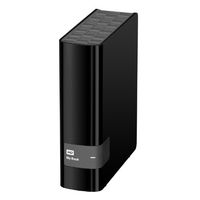 Western Digital My Book 4TB (Schwarz)