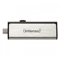 Intenso Mobile Line, 16GB 16GB USB 2.0 Silber USB-Stick (Silber)
