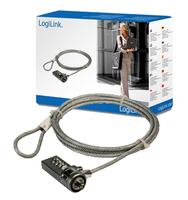 LogiLink Notebook Security Lock w/ Combination