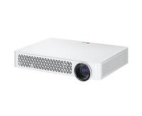 LG PF80G Beamer/Projektor (Weiß)