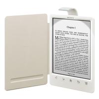 Sony PRSA-CL30 Cover für den Reader mit Leseleuchte (Weiß)