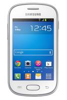 Samsung Galaxy Fame Lite GT-S6790 4GB Weiß (Weiß)