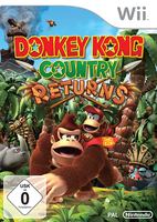 Nintendo Donkey Kong Country Returns, Wii