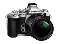 Olympus OM-D E-M1 + EZ-M1240 (Silber)