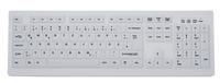 GETT KG20244 Tastatur (Grau)