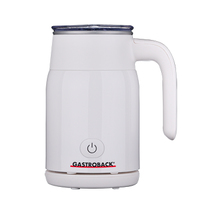 Gastroback 42325 Milchaufschäumer (Weiß)