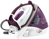 Tefal GV7620 Dampfbügelstation (Violett, Weiß)