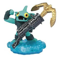 Activision Skylanders: Swap Force - Anchors Away Gill Grunt (Mehrfarbig)