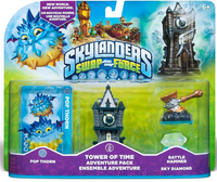 Activision Skylanders: Swap Force Adventure Pack - Tower Time (Mehrfarbig)