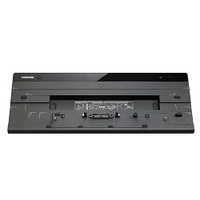 Toshiba PA5116E-1PRP Dockingstation (Schwarz)