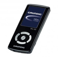 Grundig 4GB MPixx 1450 (Schwarz)