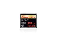 Sandisk Extreme PRO, 256GB (Schwarz)