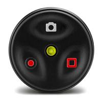 Garmin Remote VIRB Control (Schwarz)