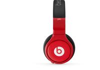 Beats by Dr. Dre Pro (Schwarz, Rot)
