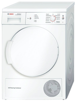 Bosch WTW84162 Wäschetrockner (Weiß)