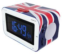 Big Ben RR30 Union Jack (Blau, Rot, Weiß)