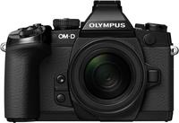 Olympus OM-D E-M1 + M.ZUIKO ED 12‑50mm (Schwarz)