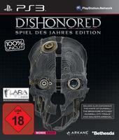 Bethesda Dishonored: Spiel des Jahres Edition, PS3