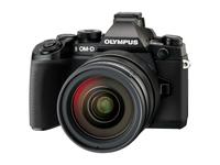 Olympus OM-D E-M1 + M.ZUIKO ED 12‑40mm (Schwarz)