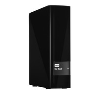 Western Digital My Book 3TB (Schwarz)