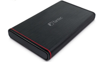 Fantec 225U3-6G USB (Schwarz)