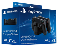 Sony DualShock 4 Ladestation (Schwarz)