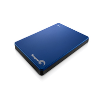 Seagate 2TB Backup Plus Slim Portable Drive (Blau)