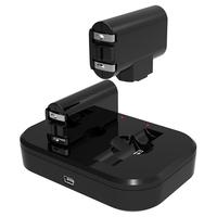 Bigben Interactive BB320930 Ladegeräte für Mobilgerät (Schwarz)