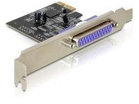 DeLOCK Parallel PCI-E Card