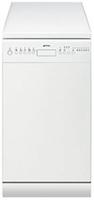 Smeg LSA4513B Spülmaschine (Weiß)