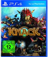 Sony Knack, PS4