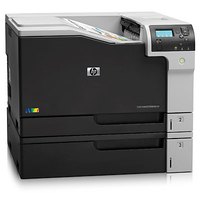 HP LaserJet M750dn (Beige, Schwarz)