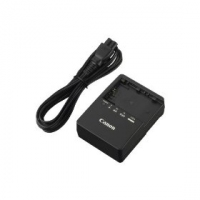 Canon LC-E6 battery charger (Schwarz)