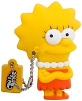 Tribe Lisa Simpson 8GB USB 2.0 8GB USB 2.0 Multi USB-Stick (Mehrfarbig)