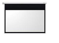 Optoma DE-1109EGA Projektoren Leinwand (Weiß)