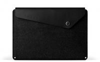 "Mujjo 15"" Macbook Pro Retina Sleeve (Schwarz)"