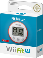 Nintendo Wii Fit U - Fit Meter (Rot)