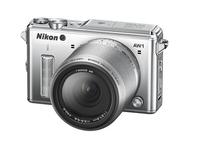 Nikon 1 AW1 + 1 NIKKOR 11-27.5mm (Silber)