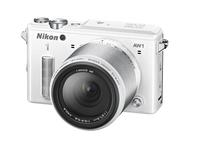 Nikon 1 AW1 + 1 NIKKOR 11-27.5mm (Weiß)