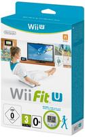 Nintendo Wii Fit U + Fit Meter (Grün, Weiß)